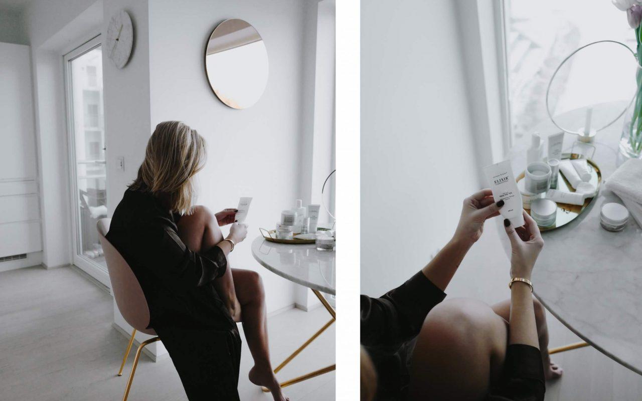 Salongsbehandling hemma